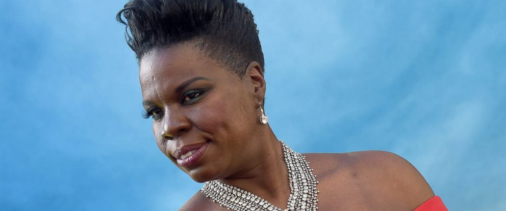 """PHOTO: Actress/comedian Leslie Jones arrives at the premiere of Sony Pictures """"Ghostbusters"""" at TCL Chinese Theatre on July 9, 2016 in Hollywood, California."""