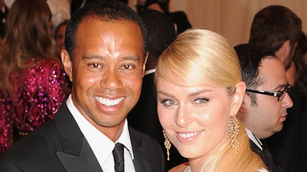 GTY Lindsay Vonn Tiger Woods ml 130830 16x9 608 The One Thing Lindsey Vonn Does Better Than Tiger Woods