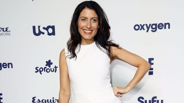 PHOTO: Lisa Edelstein attends the 2014 NBCUniversal Cable Entertainment Upfronts at The Jacob K. Javits Convention Center, May 15, 201, in New York.