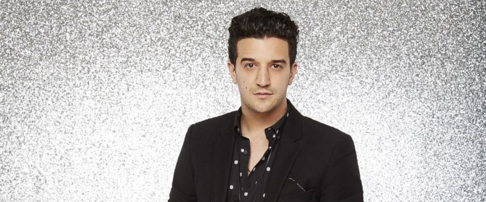 "PHOTO: Mark Ballas, a professional dancer, from ""Dancing with the Stars,"" on the ABC Television Network."
