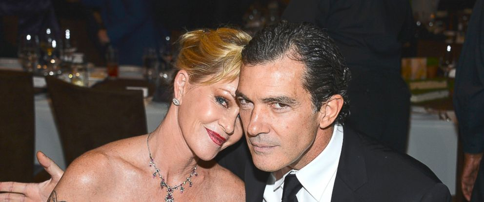 PHOTO: Actress Melanie Griffith and actor Antonio Banderas attend the Childrens Hospital Los Angeles Gala: Noche de Ninos at L.A. Live Event Deck, on Oct. 20, 2012 in Los Angeles.