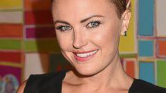 Malin Akerman Gets a Miley Cyrus-Inspired Hairdo