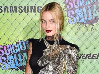 Margot Robbie Shines at the Suicide Squad Premiere