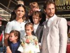 Matthew McConaughey and Camila Alves Bring Their Kids to His Star of Fame Ceremony