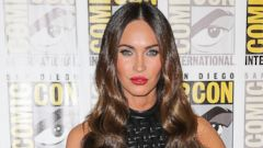 Megan Fox Unleashes Her Turtle Power at Comic-Con
