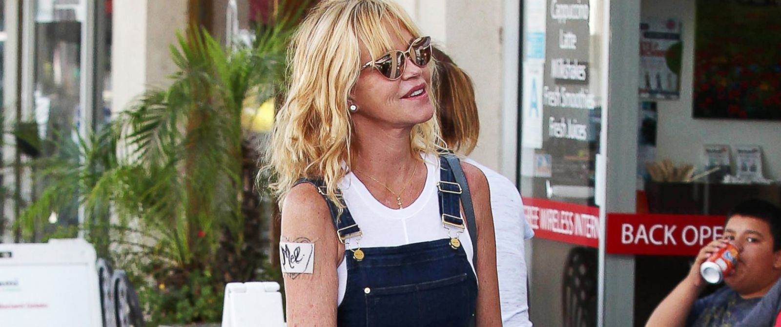PHOTO: Actress Melanie Griffith is seen on July 28, 2014 in Los Angeles, Calif.