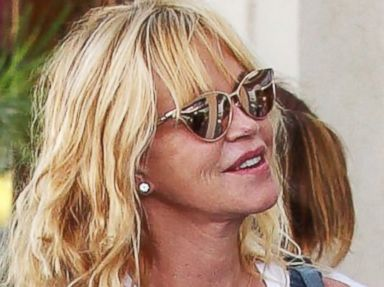 See Melanie Griffith Cover Up 'Antonio' Tattoo With Her Own Name