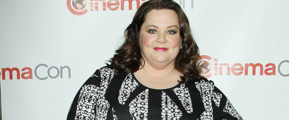 PHOTO: Melissa McCarthy attends Warner Bros. Pictures The Big Picture, an Exclusive Presentation at Cinemacon 2014 - Day 4 held at The Colosseum at Caesars Palace, March 27, 2014, in Las Vegas.