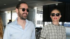 Kate Bosworth Makes a Polished Appearance With Her Husband Michael Polish