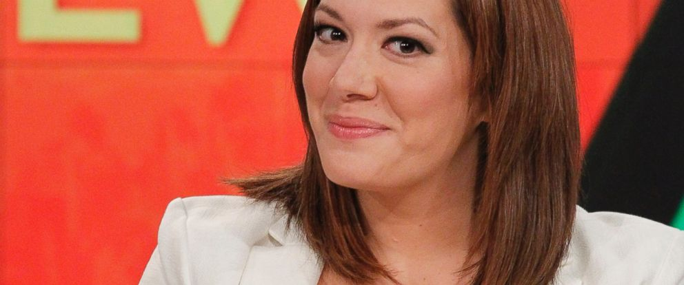 """PHOTO: Michelle Collins appears on """"The View,"""" June 17, 2015."""