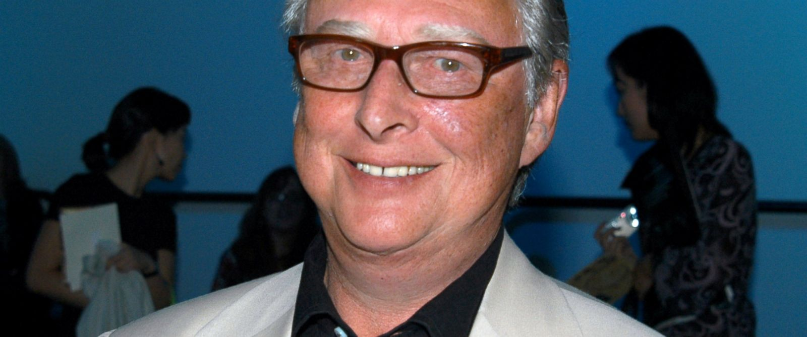 PHOTO: Mike Nichols is seen in this undated file photo.