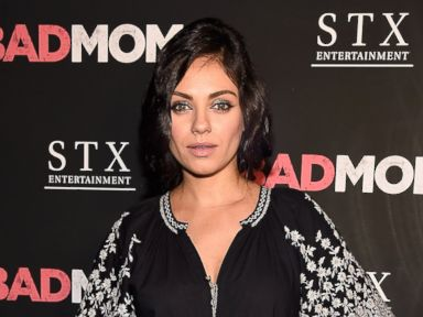 PHOTO: Mila Kunis attends Bad Moms New York premiere at Metrograph on July 18, 2016 in New York.