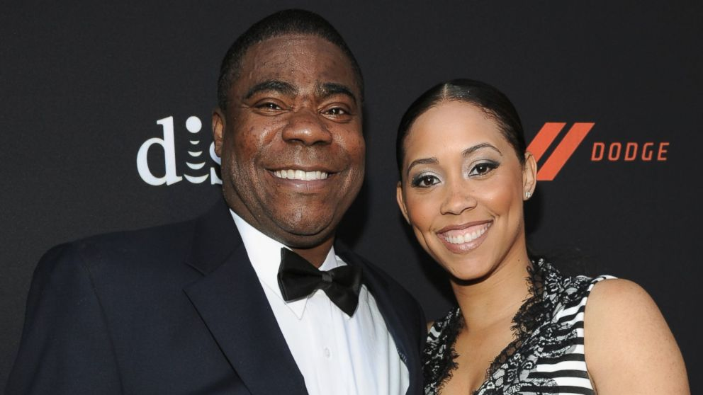 Tracy Morgan Marries Longtime Fiancé Megan Wollover