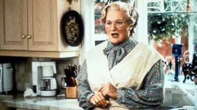 PHOTO: Robin Williams starred in the 1993 comedy Mrs. Doubtfire. According to The Hollywood Reporter, a sequel to the movie is in the works.