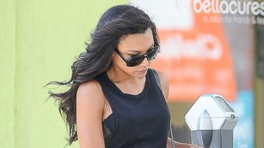 Newlywed Naya Rivera Steps Out in LA