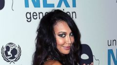 Naya Rivera Rocks Her Most Risque Look Yet