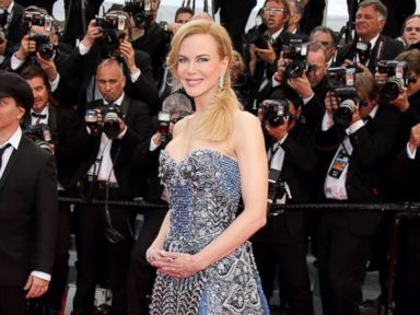 Photos: Nicole Kidman Dazzles at Cannes