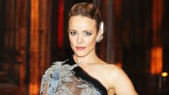 Rachel McAdams Goes Sheer for the Red Carpet
