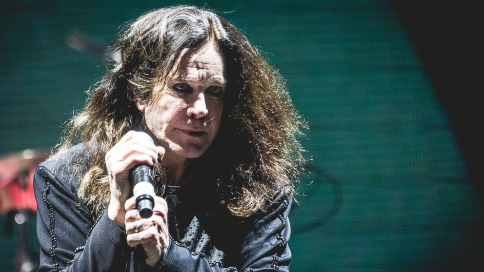 Ozzy Osbourne Issues Apology, in Therapy for Sex Addiction