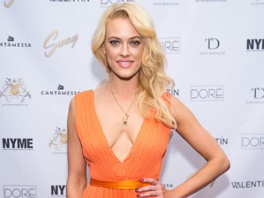 PHOTO: Peta Murgatroyd attends the Sway meet and greet at Hammerstein Ballroom, June 6, 2015, in New York.