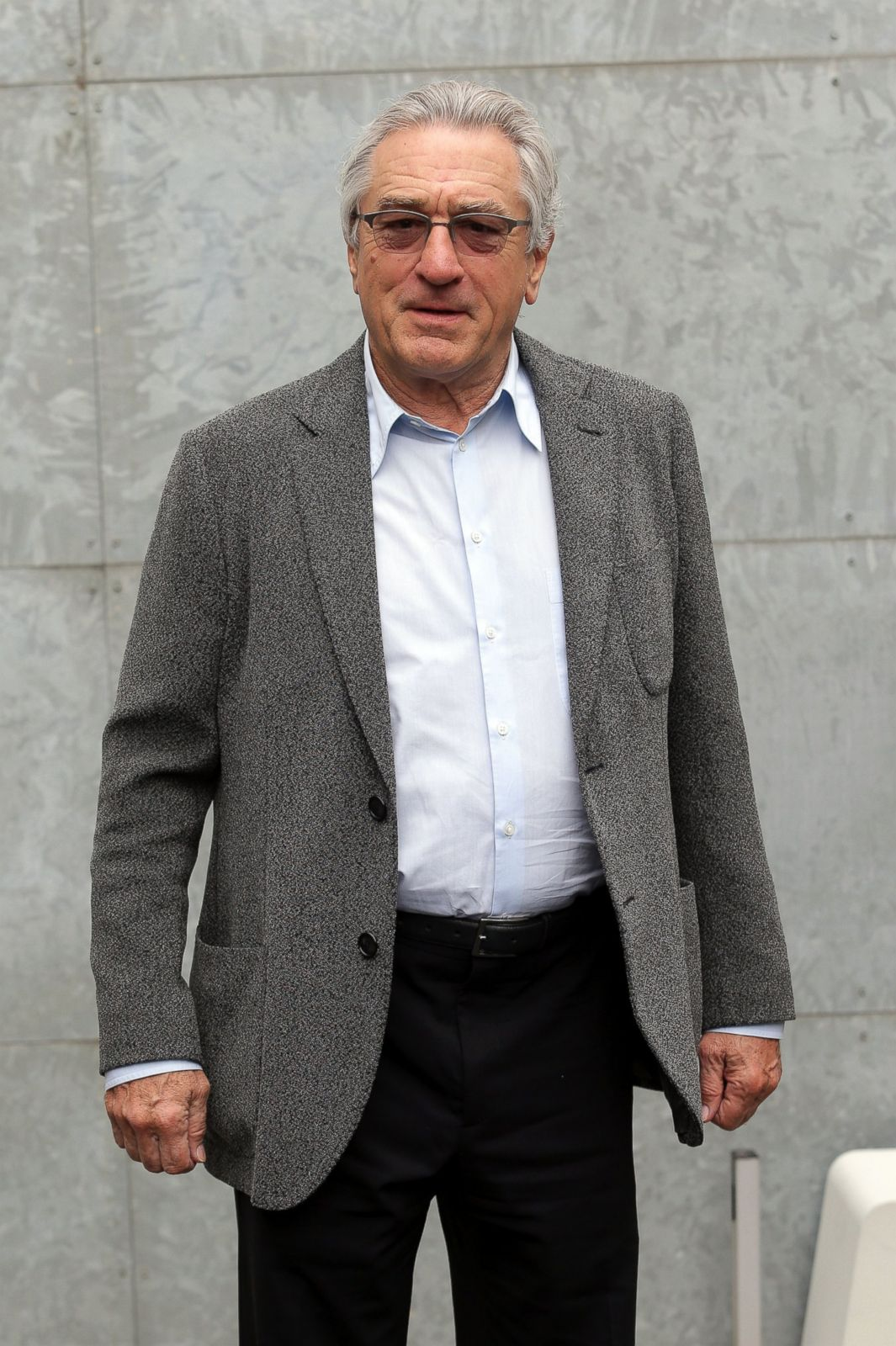 Robert De Niro Goes Da...