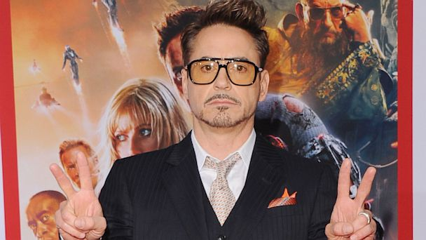 PHOTO: Robert Downey Jr