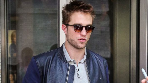 Robert Pattinson on Why He Doesn't Need Therapy