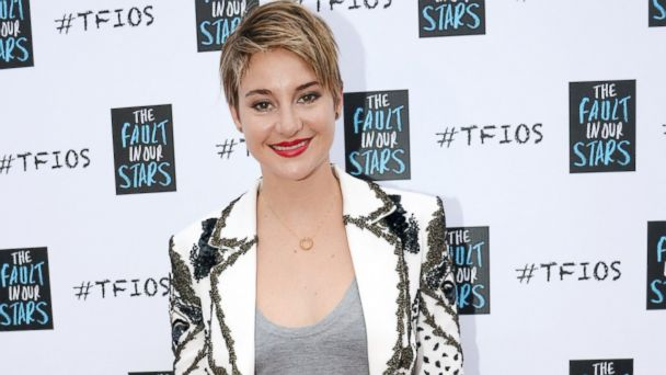 GTY Shailene Woodley ml 140516 16x9 608 Shailene Woodley Reveals Why She Has No Home and Lives Out of a Suitcase