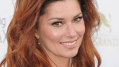 PHOTO: Singer Shania Twain
