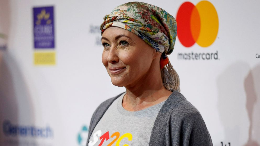Shannen Doherty Posts Photo of 'Maggie,' Her Radiation Therapy Machine