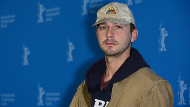 PHOTO: Shia LaBeouf attends the Nymphomaniac Volume I (long version) photocall during 64th Berlinale International Film Festival at Grand Hyatt Hotel on Feb. 9, 2014 in Berlin.