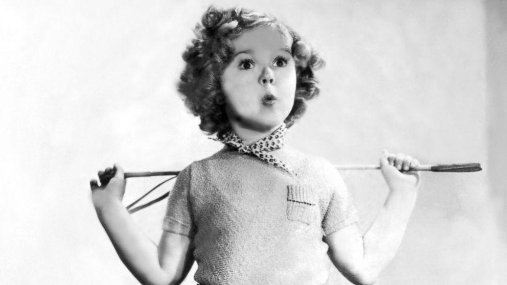 PHOTO: Shirley Temple, the 1930s child movie icon, died Feb. 10, 2014 at the age of 85.