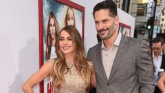 Sofia Vergara Enjoys a Night with Joe Manganiello
