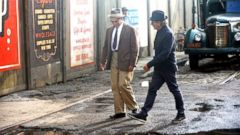 Visit the Set of Steven Spielbergs New Movie
