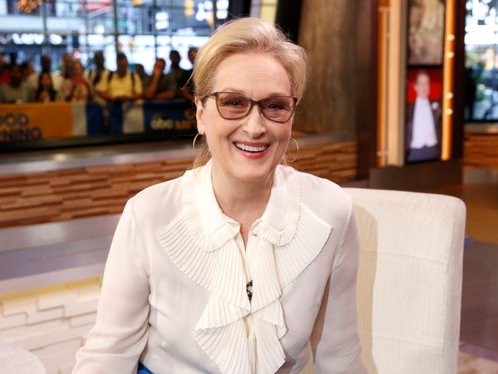 Meryl Streep recalls LGBT music teachers who taught her acceptance