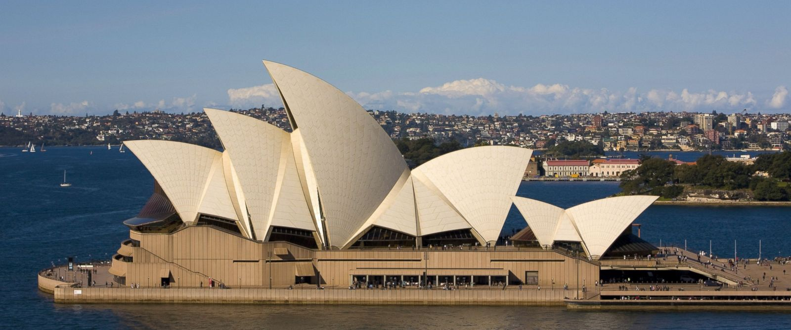 Inside Sydney Opera House Virtual Tour