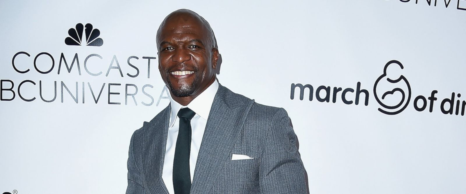 PHOTO: Actor Terry Crews attends the 2015 March Of Dimes Celebration Of Babies at the Beverly Wilshire Four Seasons Hotel on Dec. 4, 2015 in Beverly Hills, Calif.
