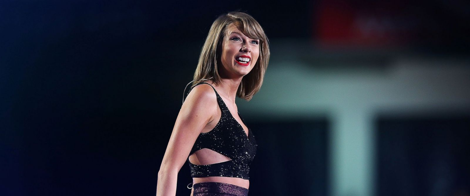 PHOTO: Taylor Swift performs during her 1989 World Tour at AAMI Park on Dec. 10, 2015 in Melbourne, Australia.