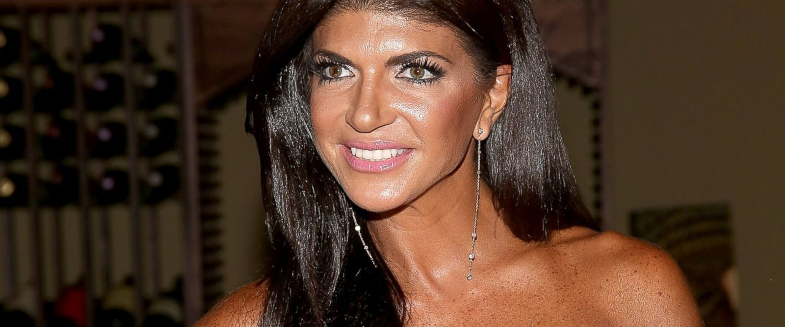 "PHOTO: Teresa Giudice attends the ""Real Housewives Of New Jersey"" Season Six Premiere Party, July 13, 2014, in Parsippany, N.J."