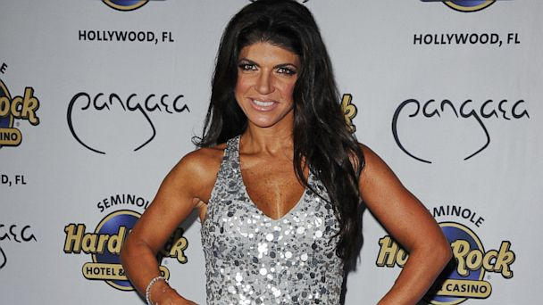 GTY Teresa Giudice ml 130815 16x9 608 Teresa Giudice Attends Book Signing After Not Guilty Plea