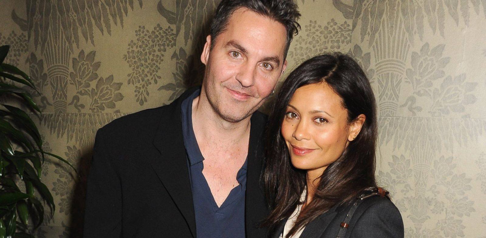"PHOTO: Ol Parker and Thandie Newton attend ""Private Lives"" Press Night at Kettners in this July 3, 2013, file photo."