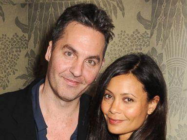 'Crash' Star Thandie Newton Welcomes Baby Boy
