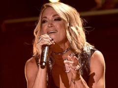 Carrie Underwood to Co-Host Country Music Awards With Brad Paisley