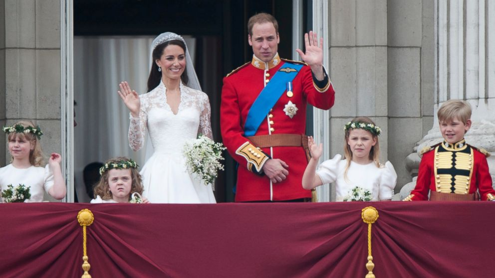 Prince William And Kates 5th Wedding Anniversary 5 Momentous Moments From Their Marriage