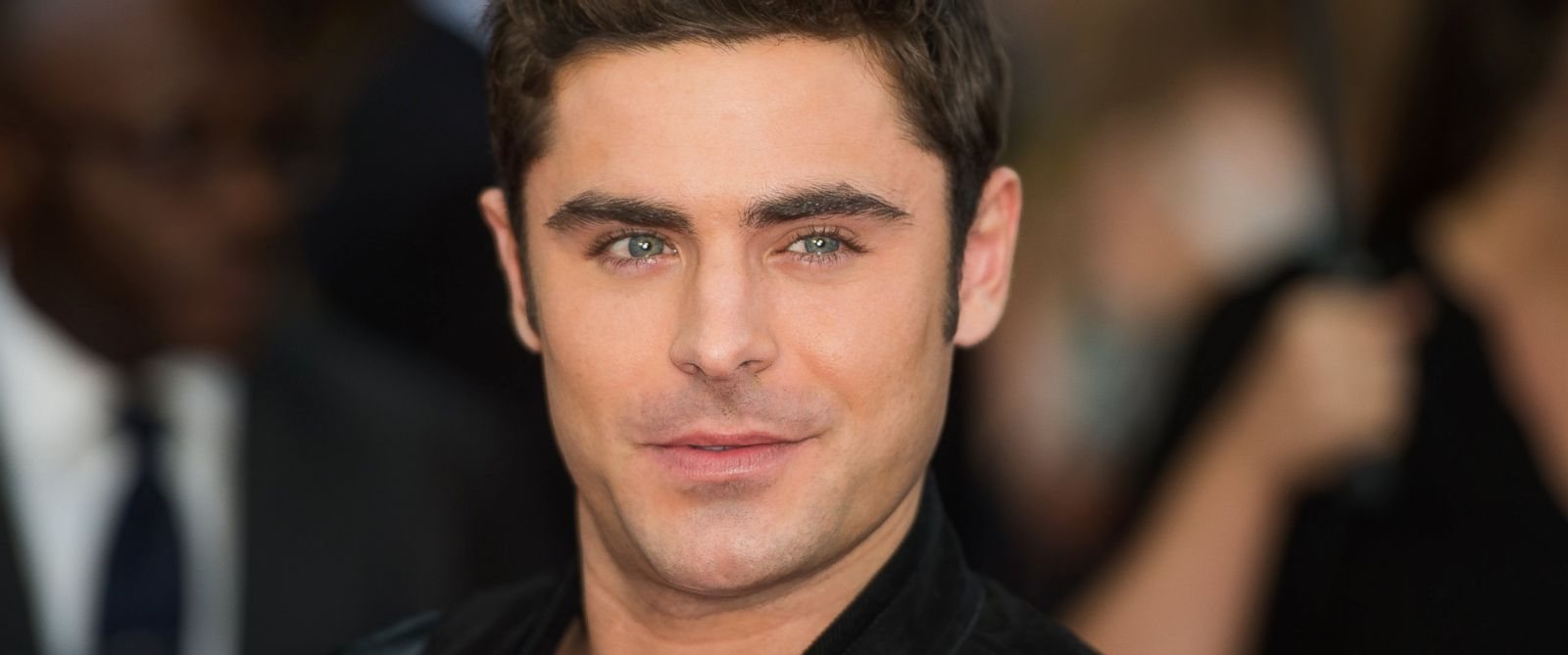 "PHOTO:Zac Efron attends the European Premiere of ""We Are Your Friends"" at Ritzy Brixton, Aug.11, 2015, in London."