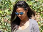 Zoe Saldana Flaunts Her Growing Baby Bump