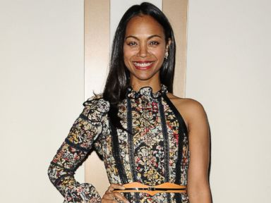 PHOTO: Actress Zoe Saldana attends the premiere of Infinitely Polar Bear at the 2015 Los Angeles Film Festival at Regal Cinemas L.A. Live, June 14, 2015, in Los Angeles.