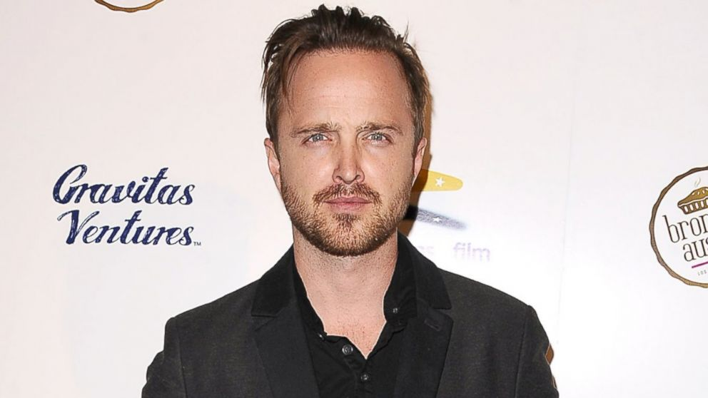 Aaron Paul attends the...