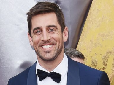PHOTO: NFL player Aaron Rodgers attends the 88th Annual Academy Awards, Feb. 28, 2016 in Hollywood, California.