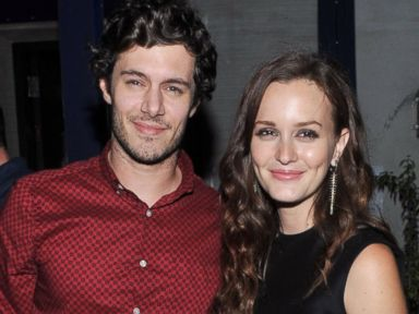 Leighton Meester Talks About Watching Hubby Kiss Someone Else